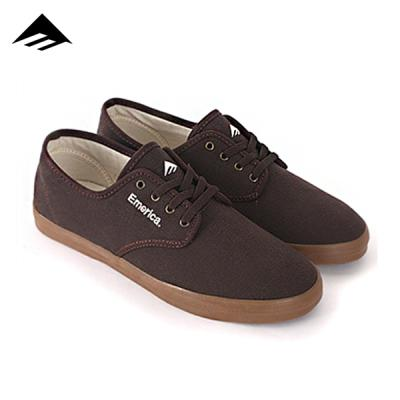 [EMERICA] THE WINO X 20oz CANVAS (Brown/Beige/Gum)