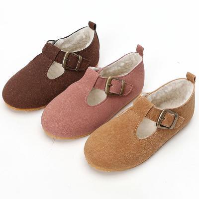 우리 모노털플랫 150-210 유아 아동 여아용 구두 신발