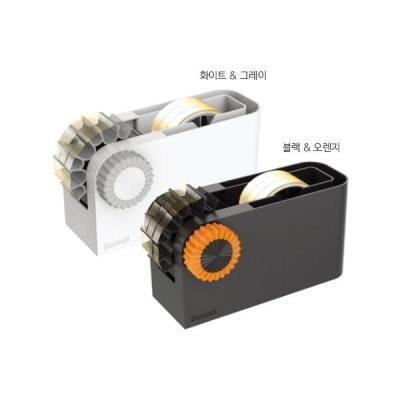 3M 스카치 테이프 디스펜서 3인치용(블랙n오렌지)