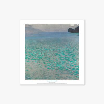 명화 포스터 갤러리 액자 010 Gustav Klimt Attersee