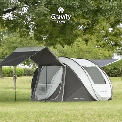 그라비티 캠프 원터치 텐트 몬스터 GV-050