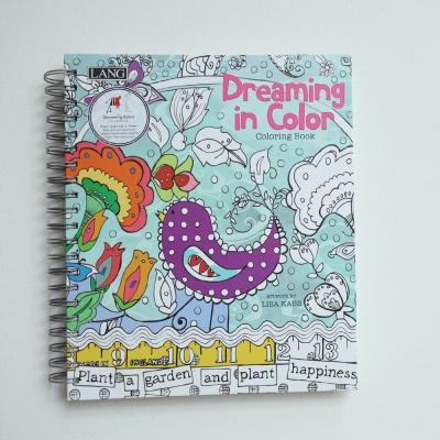 컬러링북-dreaming in color