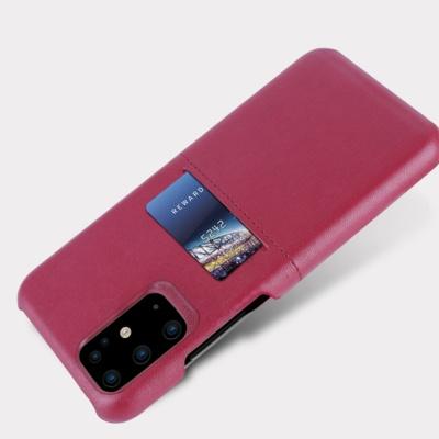 갤럭시S20 플러스 울트라 5G 카드수납 가죽 케이스