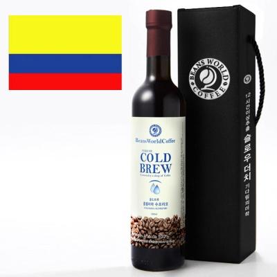 12시간 추출 콜롬비아 더치커피 500ml (와인병)