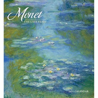 2021년 캘린더 모네 Monet