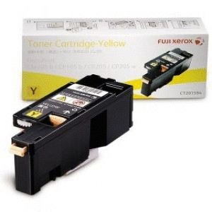 후지제록스(FUJI XEROX)토너 CT201594 / Yellow / DocuPrint CP105B,CP205,CP205W / 1,400매 출력