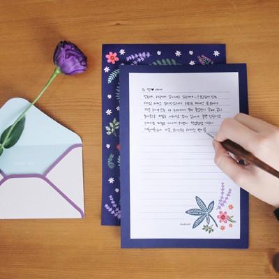 대시앤도트 일러스트 레터 세트 Dashanddot Illust Letter set