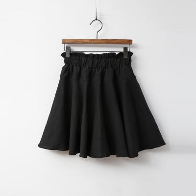 Linen Shorts - 치마바지