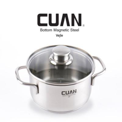 [CUAN] 쿠앤 바일레 스텐레스 냄비 16양수