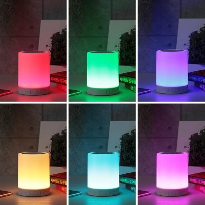 카멜레온 LED 무드등 블루투스 스피커 BT-L100