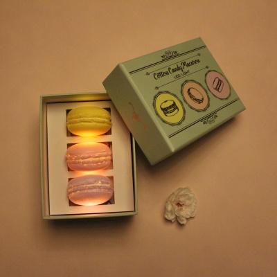 달콤말랑 LED 마카롱 3개 세트