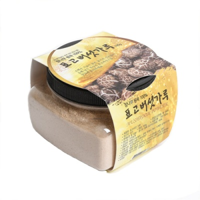 [참나무] 햇살담은 표고버섯 분말 100gx2봉