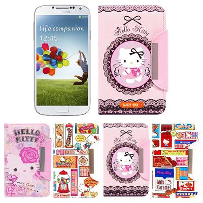 Hello Kitty Wallet Diary Case(갤럭시S4)