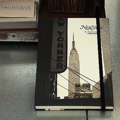 만년 뉴욕 포토 빈티지 다이어리 - 엠파이어 스테이트