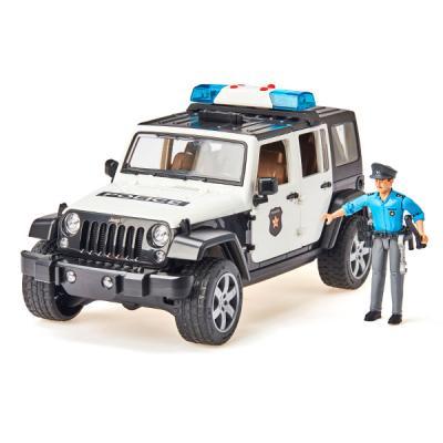 지프 루비콘 경찰차