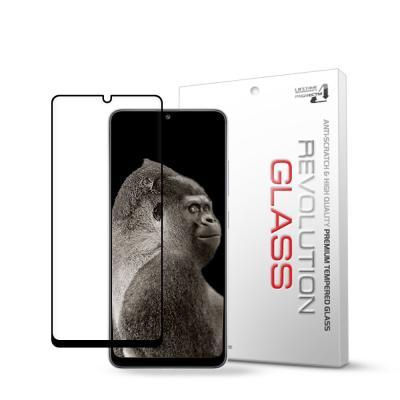 프로텍트엠 갤럭시A32 LTE 풀커버 강화유리 액정 필름