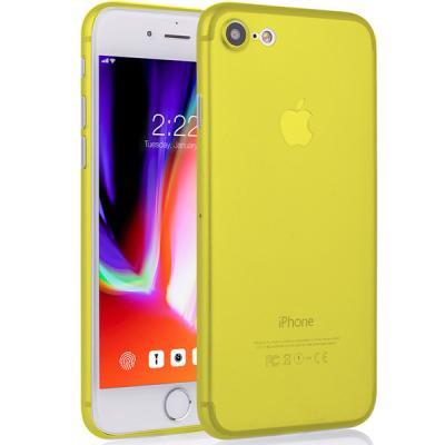 아이폰 SE2 에어슬림 옐로우 케이스