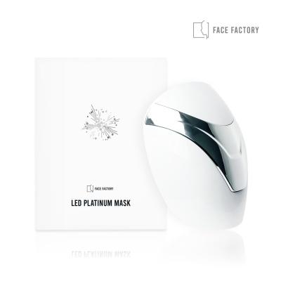 [페이스팩토리] LED 플래티넘 테라피 마스크