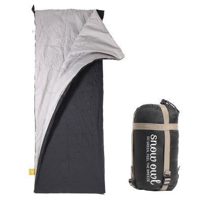 스노우아울 캠핑 침낭 코쿤 초경량 블랙슬리핑백 S680