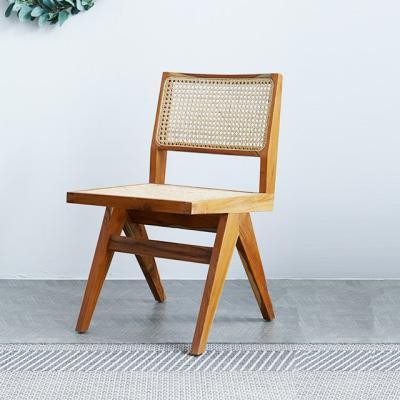 [리비니아]잔디 라탄 의자