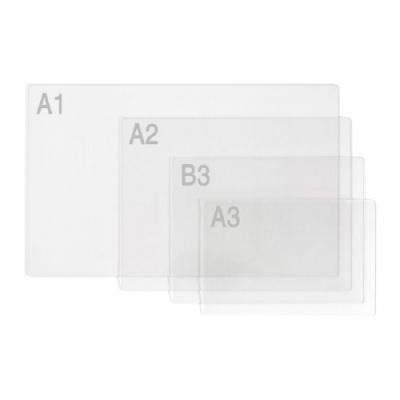 [문화산업] 투명데스크매트B3 CM406 [개/1] 377884