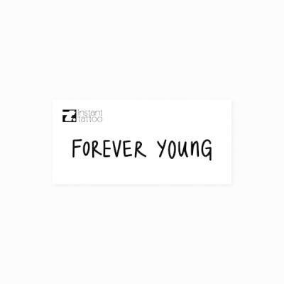 포에버영 forever young