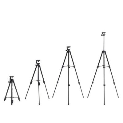 휴대폰 촬영 3단 삼각대 대형 셀카삼각대 블랙 접이식