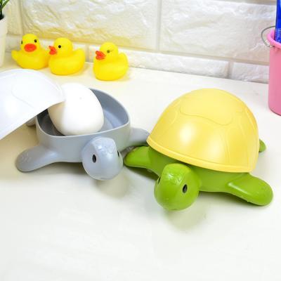 거북이 비누케이스