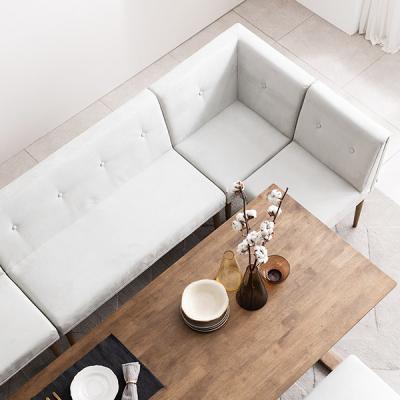 [푹쉼] 두리 클리너블 코너형 의자