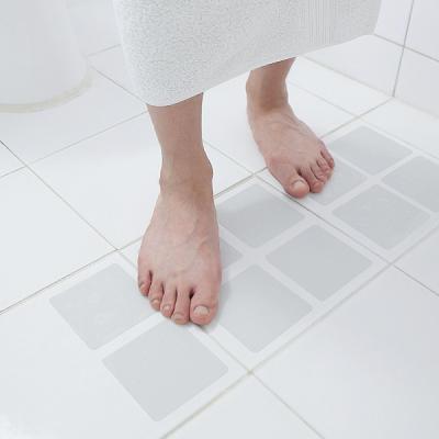 욕실 욕조미끄럼 사고방지 논슬립스티커 사각 10P세트