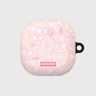 Soft together bear-pink(버즈라이브 하드)
