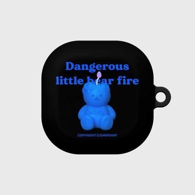 Little fire covy-black(버즈라이브 하드)