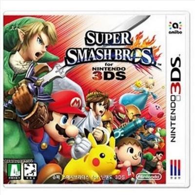 3DS 슈퍼 스매시 브라더스 한글판