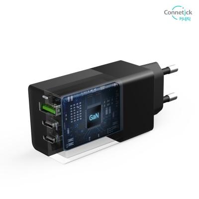 커네틱 GaN 65W PD  멀티 고속충전기
