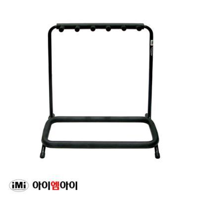 [IMI] 고급 5단 기타스탠드 AP-3407 (5대 비치 가능)
