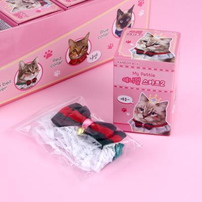 마이페티 애니멀 강아지 고양이 스카프 2탄