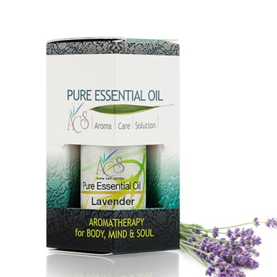 [ACS] 라벤더 Lavender 에센셜오일, 10ml, 100% Pure, 수입완제품, Made in Austria