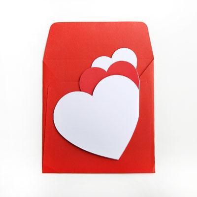 [FABRIANO] CARD TRIS DI CUORI