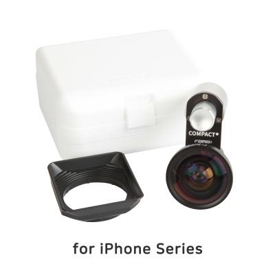 [애플 전용] COMPACT 광각렌즈