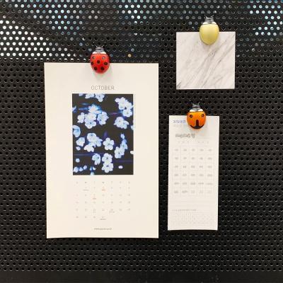 Desk+1 무당벌레 데코 마그넷