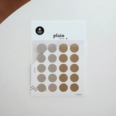 JR 스티커 1642-Plain.38