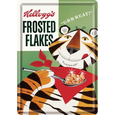 노스텔직아트[10157]Kellogg`s Frosted Flakes Tony