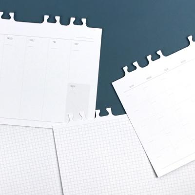 클립 페이퍼 Clip Paper A5