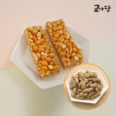 땅콩 강정(실속형,9개)