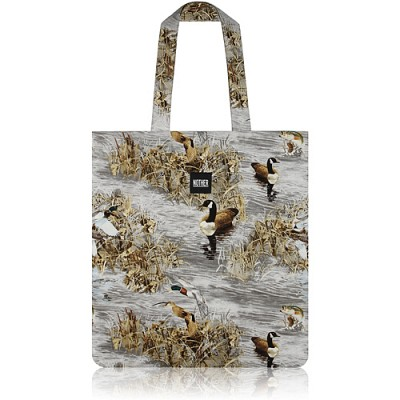 nother Wild Duck Flat Tote Bag / 나더 와일드덕 플랫 토트백 (Realtree®)