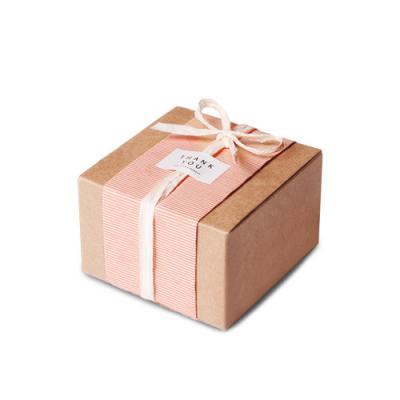모던 크라프트 선물상자-1 (2개)