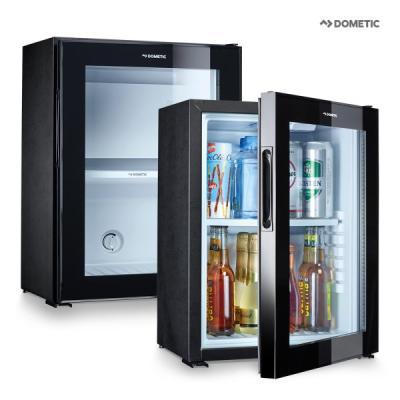도메틱 무소음 미니 냉장고 RH430LGK