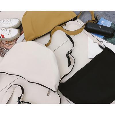 데일리 에코백 캔버스 숄더백 도트백 가방 리니드