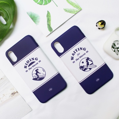 Surfing Girl for card slim case (카드 슬림 케이스)