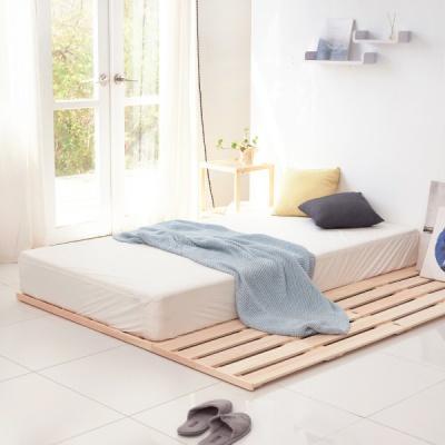 편백나무 원목 침대 매트 깔판 (미니싱글) 600x1990